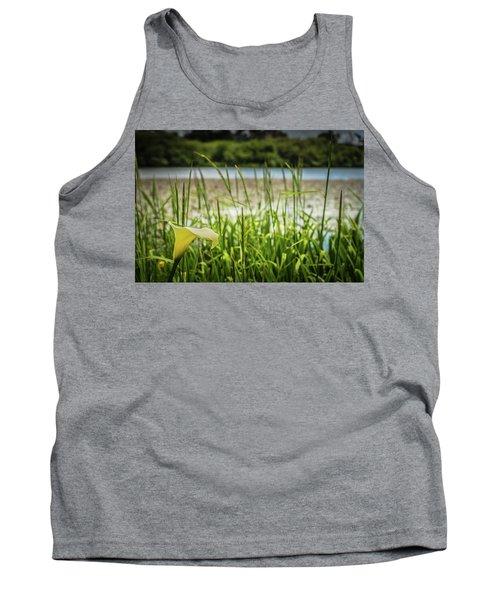 Lake Lily Tank Top