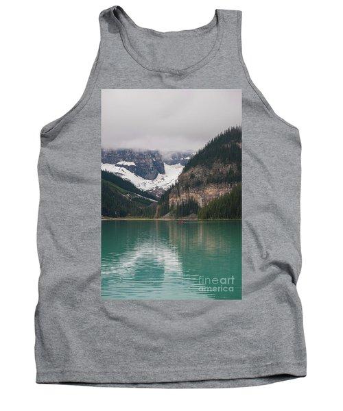 Lake Louise Canoe Tank Top