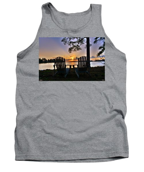 Lake Murray Relaxation Tank Top