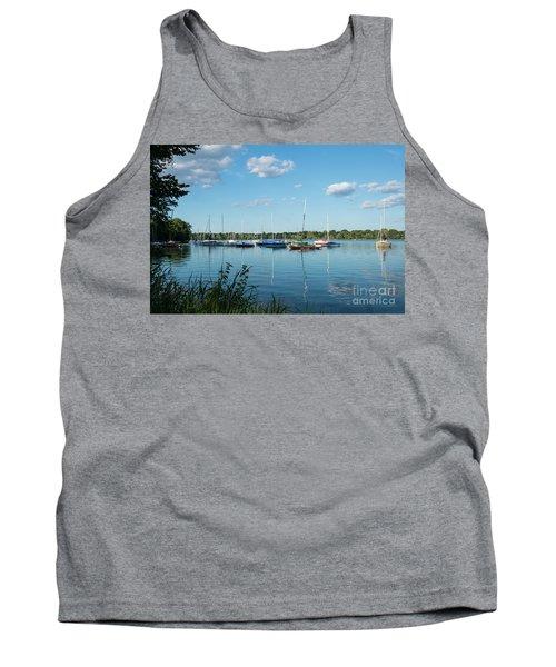 Lake Nokomis Minneapolis City Of Lakes Tank Top