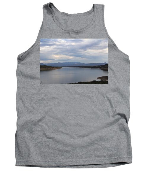 Lake Roosevelt 2 Tank Top