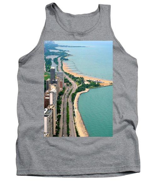 Lake Shore Dr . Chicago Tank Top