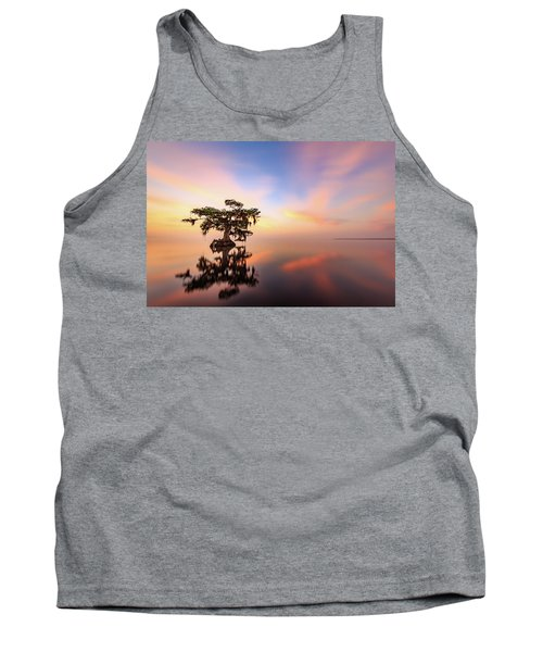 Lake Sunrise Tank Top