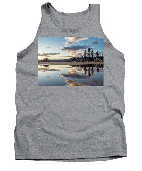 Lake Tahoe Mirror Tank Top