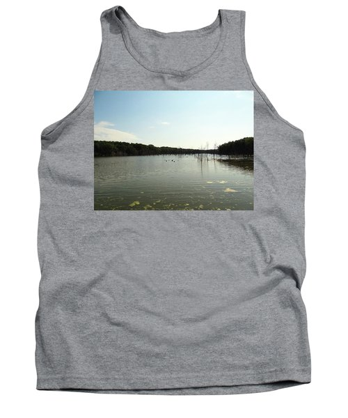 Lake View Tank Top