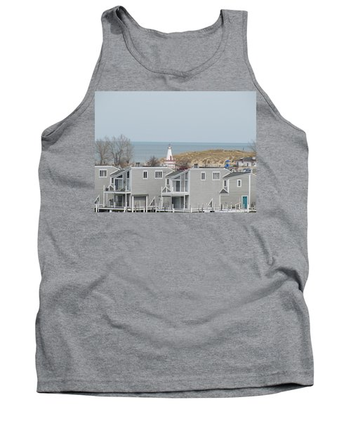 Lakeside Lighthouse  Tank Top