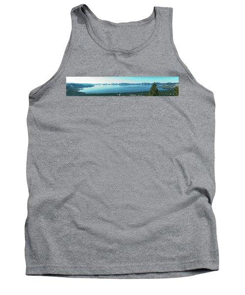 Laketahoe Panorama Tank Top