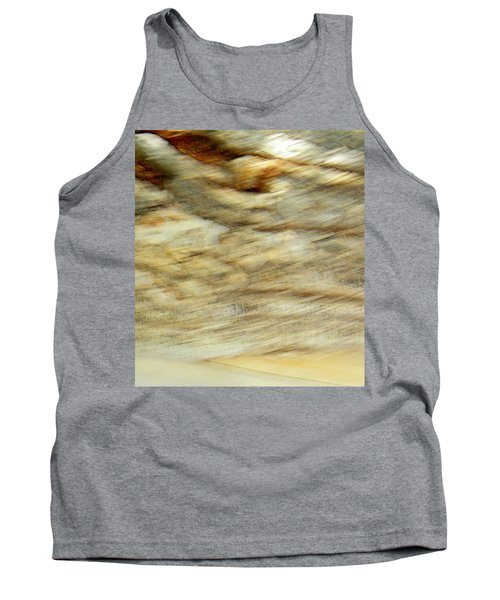 Tank Top featuring the photograph Land And Sky by Lenore Senior