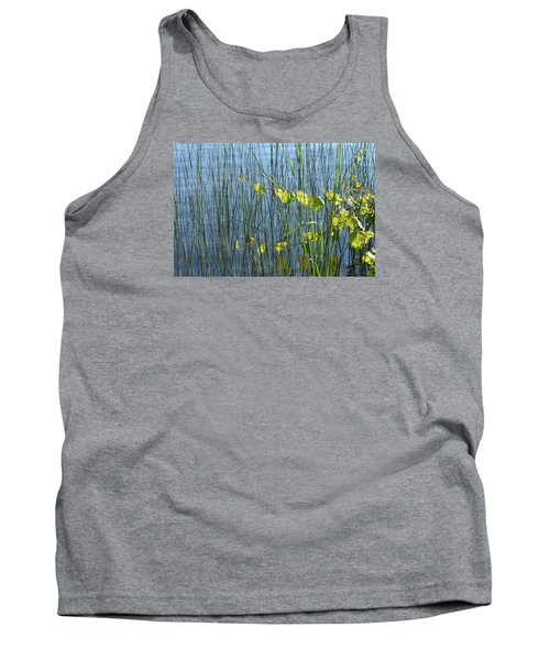 Land And Water Plants  Tank Top by Lyle Crump
