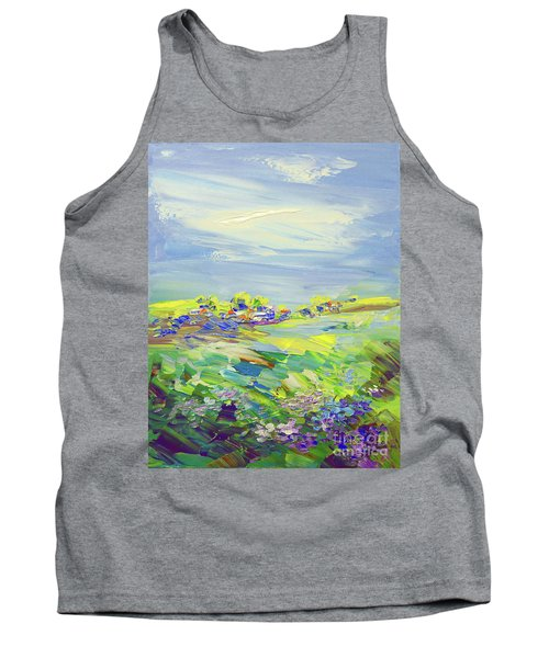 Land Of Milk And Honey Tank Top