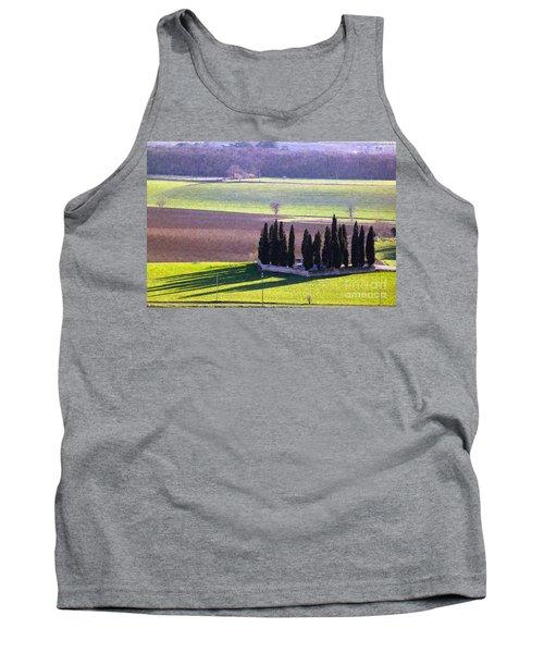 Landscape 3 Tank Top