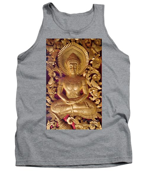 Tank Top featuring the photograph Laos_d264 by Craig Lovell