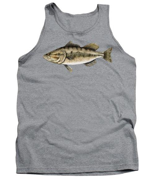 Largemouth Bass Tank Top
