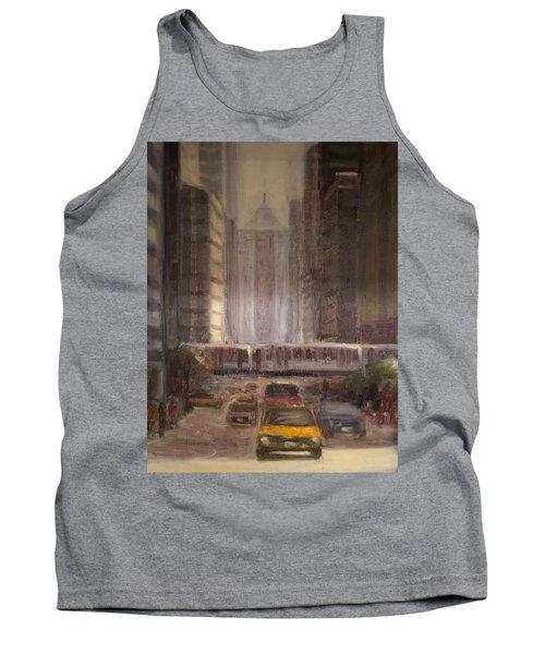 Lasalle Street Tank Top