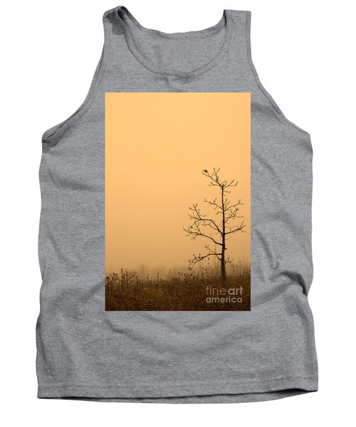 Last Leaves Tank Top