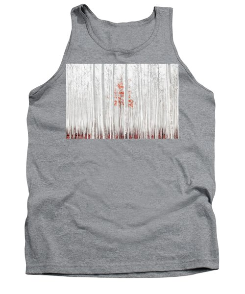 Tank Top featuring the photograph Last Of Its Kind by Andrea Kollo