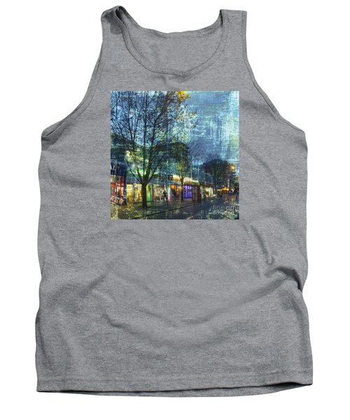 Late Afternoon In Autumn Tank Top