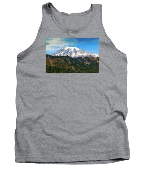 Tank Top featuring the photograph Late Afternoon by Lynn Hopwood