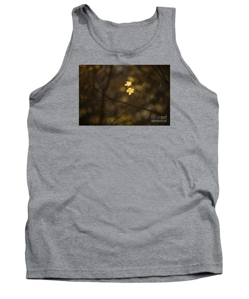 Late Autumn Light Tank Top