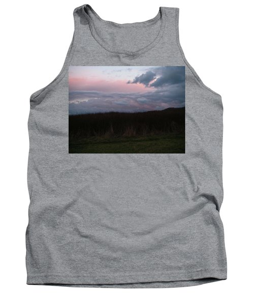 Tank Top featuring the photograph Late Light by Laurie Stewart