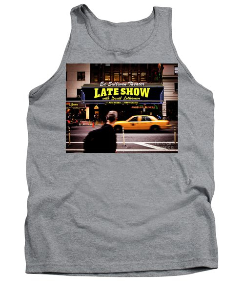 Late Show Tank Top
