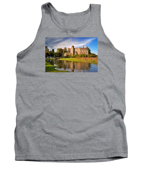 Laugharne Castle 1 Tank Top