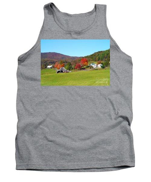 Laura's Farm Tank Top
