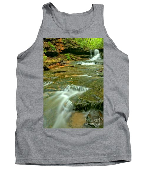 Laurl Highlands Waterfall Gorge Tank Top