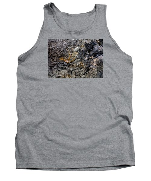 Tank Top featuring the photograph Lava by M G Whittingham