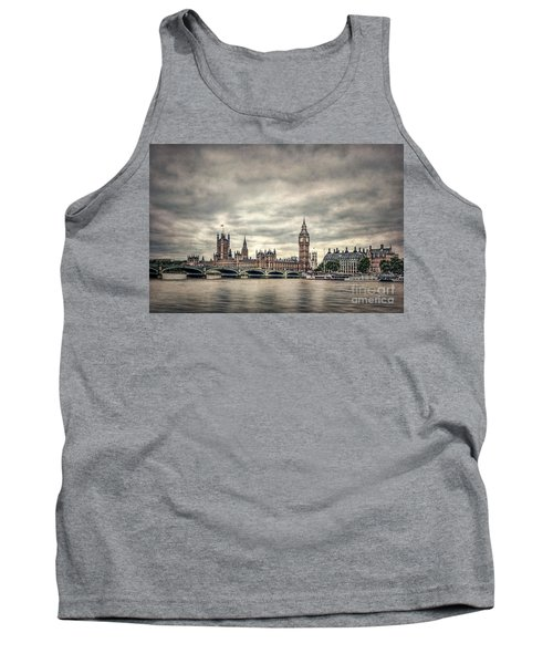 Lay Back And Think Of England Tank Top