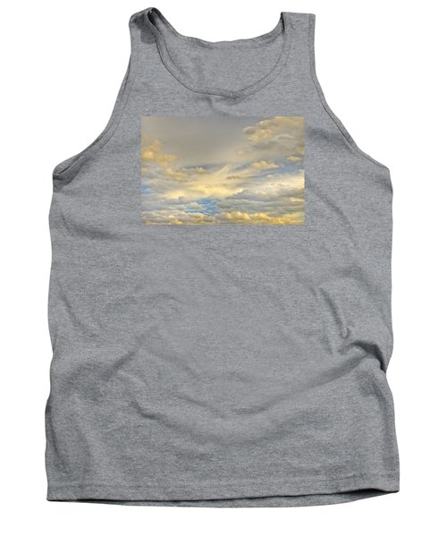Tank Top featuring the photograph Layers by Wanda Krack