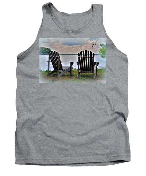 Lazy Afternoon Tank Top