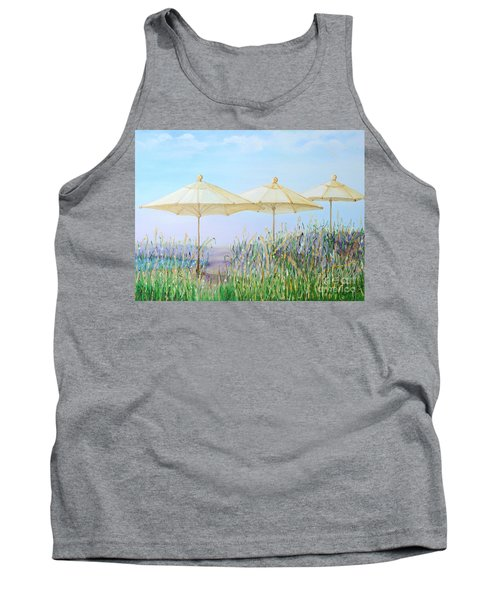 Lazy Days Of Summer Tank Top