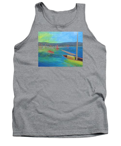 Lazy Summer Tank Top