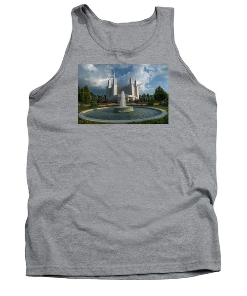 Lds Water Fountain  Tank Top