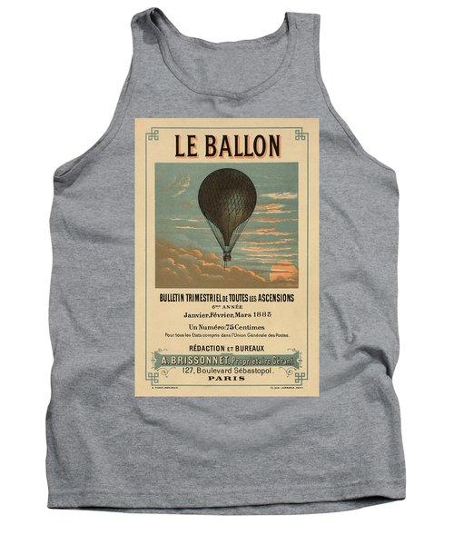 Le Balloon Journal Tank Top