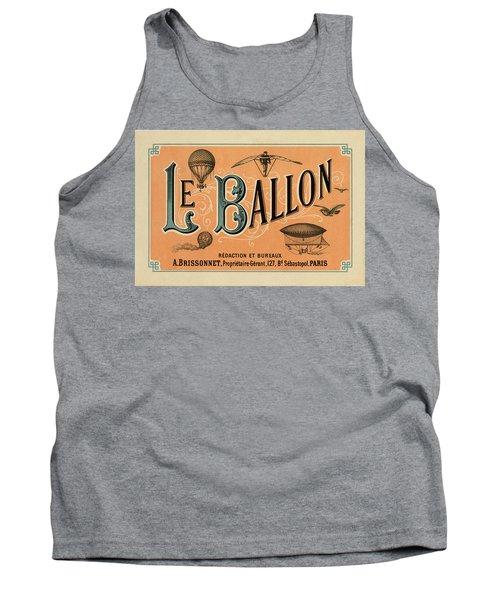 Le Balloon Tank Top