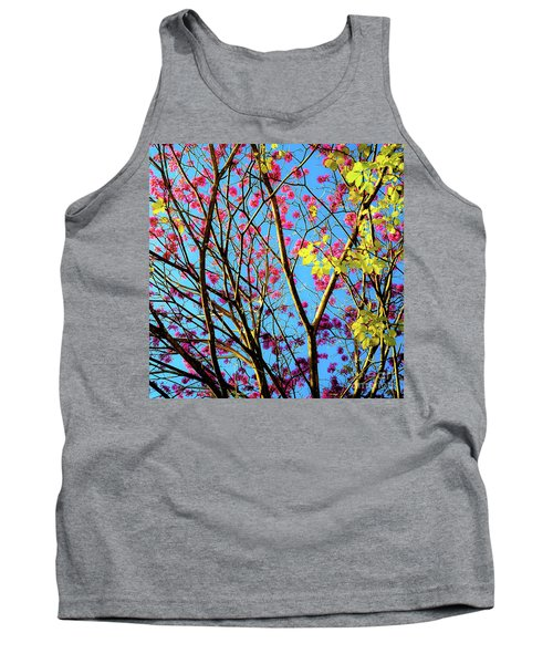 Leaves And Trees 980 Tank Top