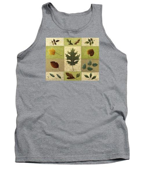 Leaves Tank Top