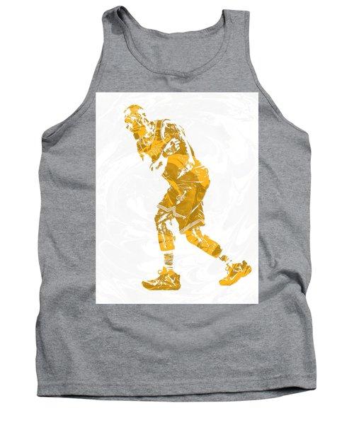 Lebron James Cleveland Cavaliers Pixel Art 13 Tank Top