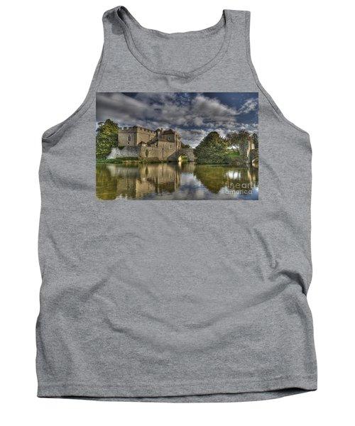 Leeds Castle Reflections Tank Top