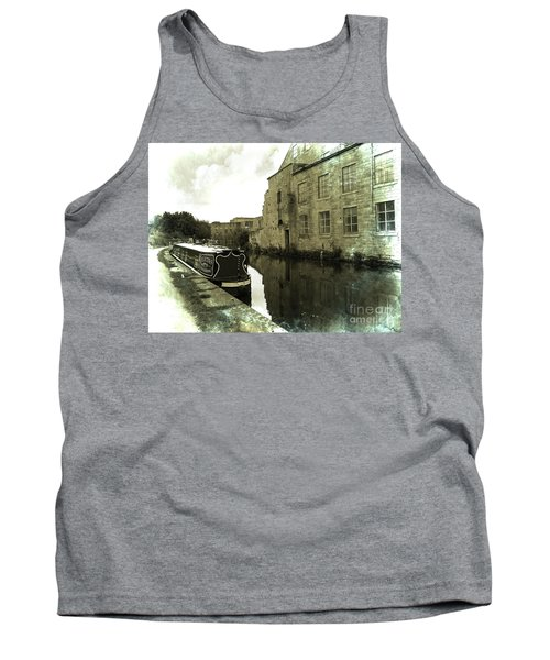 Leeds Liverpool Canal Unchanged For 200 Years Tank Top