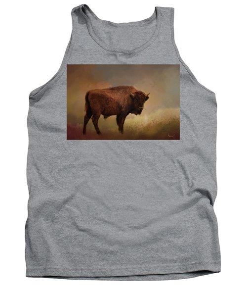 Legend Of Buffalo Spirit Tank Top