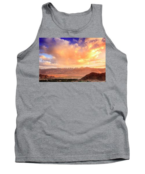 Tank Top featuring the photograph Leh, Ladakh by Alexey Stiop
