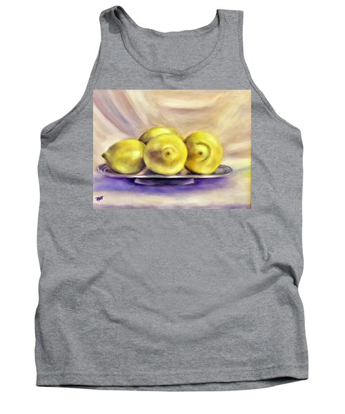Lemon Drops Tank Top