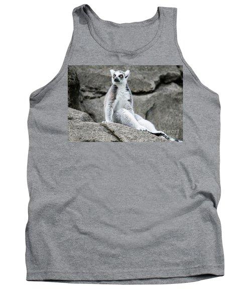 Lemur The Cutie Tank Top