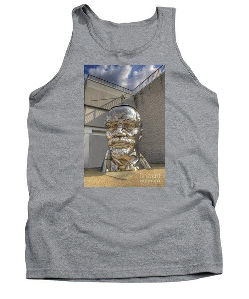 Lenin On La Brea Tank Top