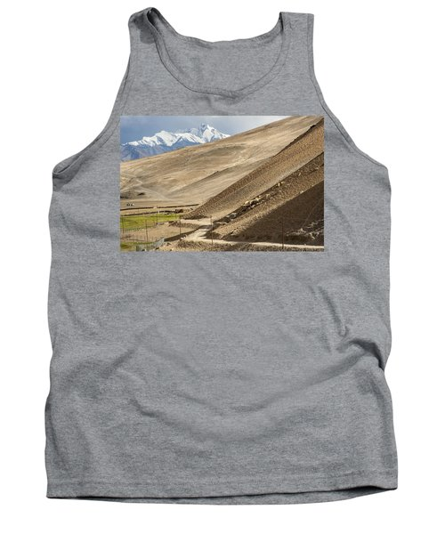 Less Traveled, Karzok, 2006 Tank Top