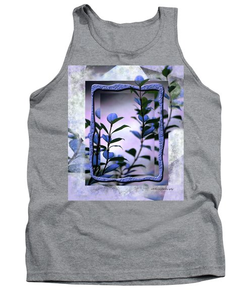 Let Free The Pain Tank Top