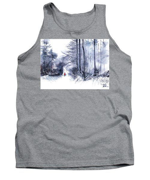 Let's Go For A Walk 2 Tank Top